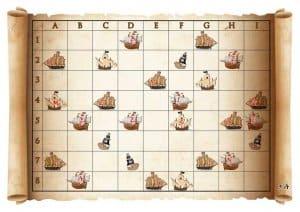 gioco per caccia al tesoro in PDF affonda la flotta