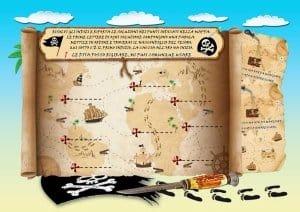 caccia al tesoro in PDF