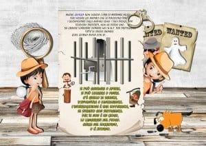 CACCIA AL COLPEVOLE INDAGINI POLIZIESCHE PER BAMBINA PDF