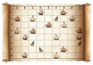 gioco affonda la flotta - giochi per compleanno