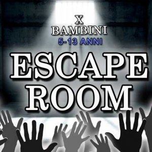 ESCAPE ROOM PER BAMBINI
